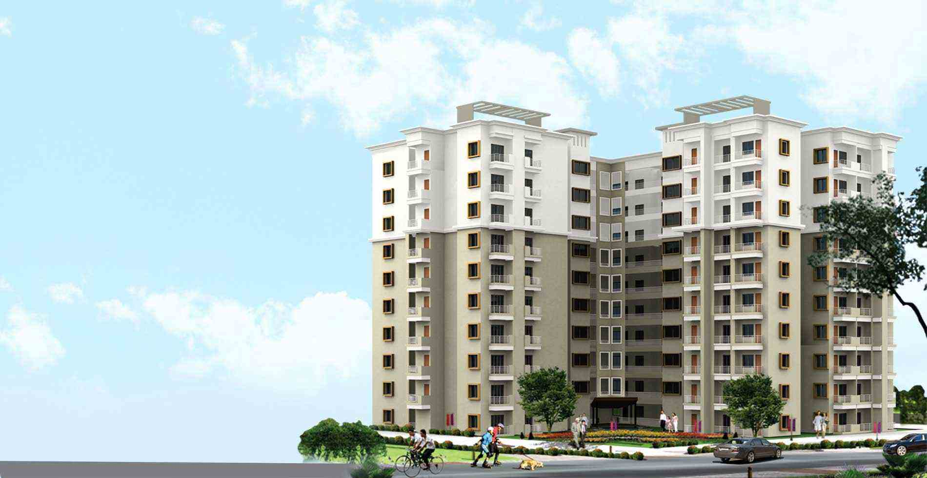 S2 Homes Avantikaa - Pool view apartments at Sarjapur Road Bangalore